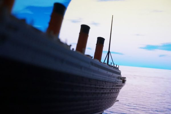 Titanic museumlearn-english-ireland