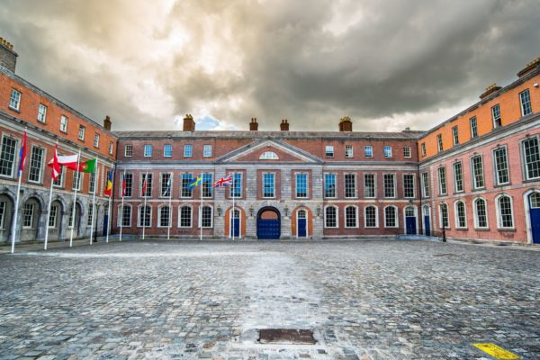 dublin castlelearn-english-ireland